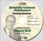 Reliability Centered Maintenance Maintenance Training Seminar DVD